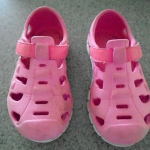 Girls - Stride Rite Crocs - Size 8